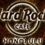 ハードロックカフェ(Hard Rock Cafe Honolulu)