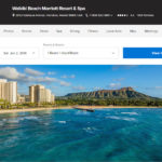 ワイキキビーチ・マリオット リゾート&スパ(Waikiki Beach Marriott Resort & Spa)