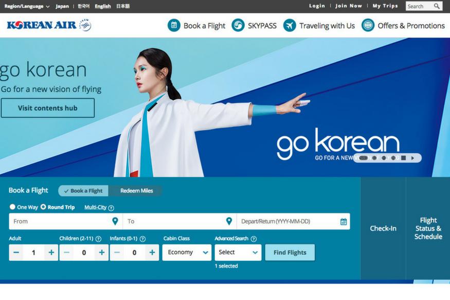 大韓航空(Korean Air)