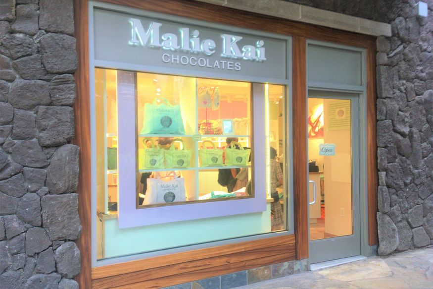 マリエカイ・チョコレート(Malie Kai Chocolates)