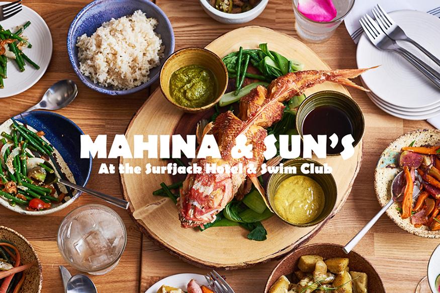 マヒナ・アンド・サンズ(MAHINA & SUN'S)